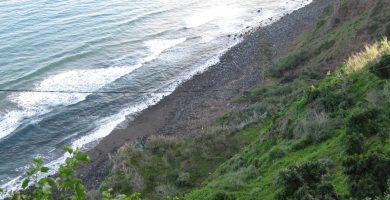 Playa Playa La Grimona en Los Realejos