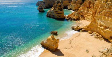 Playa Playa Portonegro en Peníscola