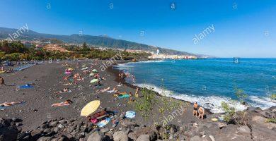 Playa Playa Punta Brava en Puerto de la Cruz