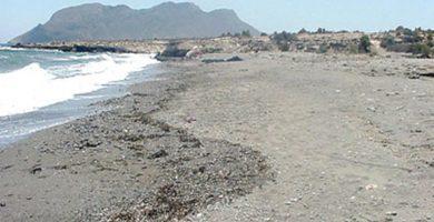 Playa Playa Rambla Elena en Águilas
