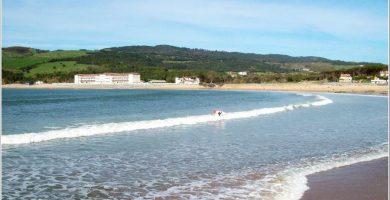 Playa Plentzia en Plentzia
