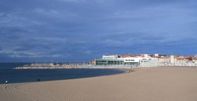 Playa Poniente en Motril