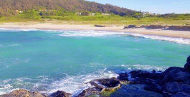 Playa Ponzos en Ferrol