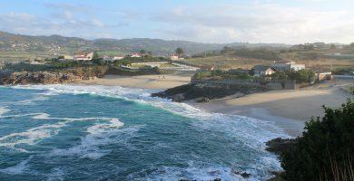Playa Porto Chas en Arteixo