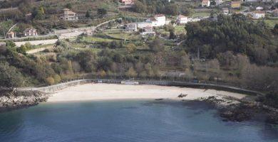 Playa Portocelo en Xove