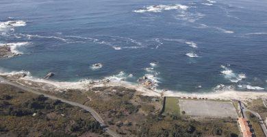 Playa Portocubelo en Carnota