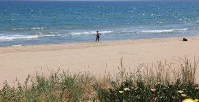 Playa Pouet en Sueca
