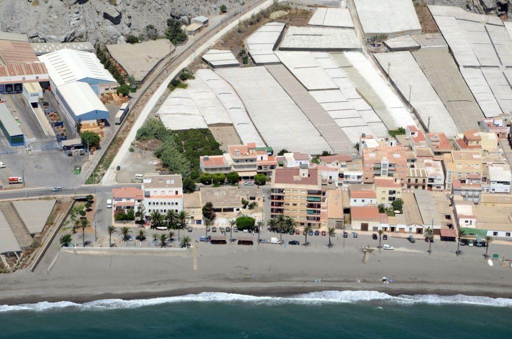Playa Pozuelo en Telde