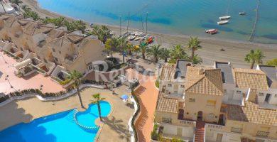 Playa Primera del Pedrucho en San Javier