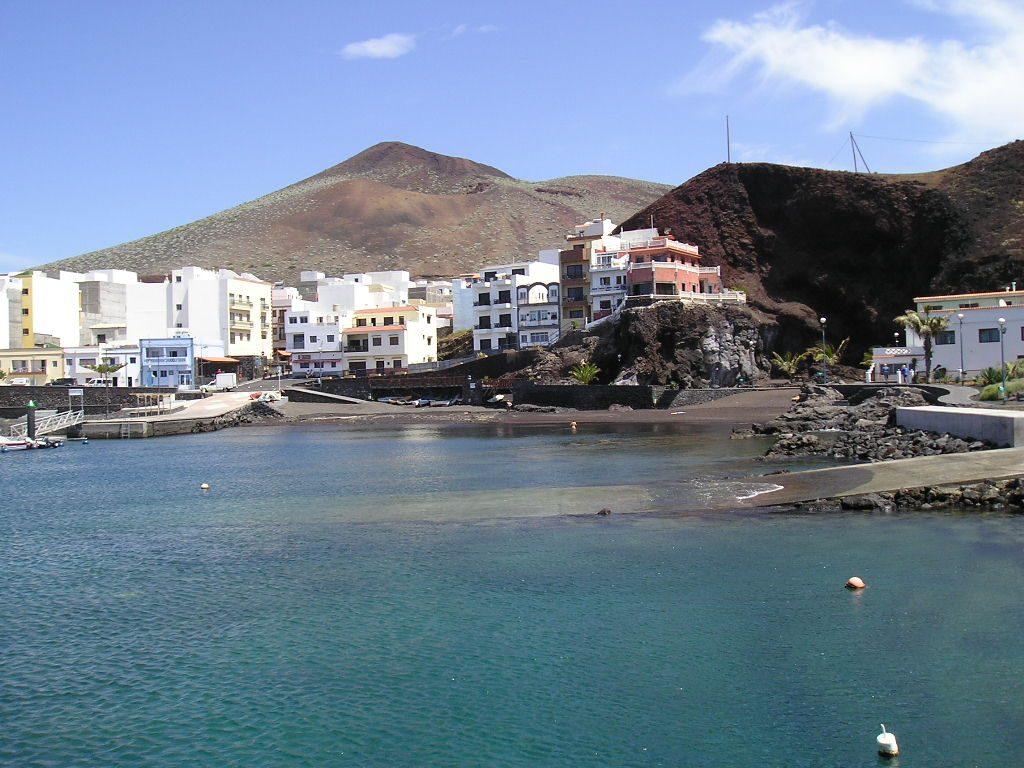 Playa Puerto Naos en El Pinar de El Hierro