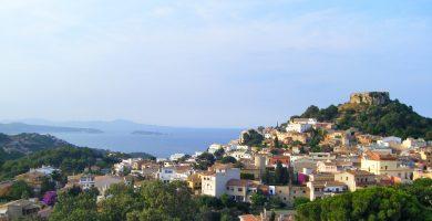 Playa Punta de Baix en Eivissa