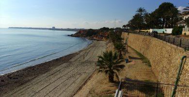 Playa Punta Escamas en Haría