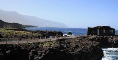 Playa Punta Grande en Frontera