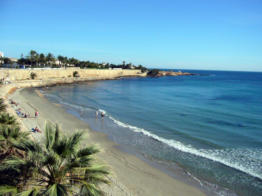 Playa Punta Prima en Sant Lluís
