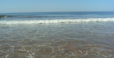 Playa Punta Umbría en Punta Umbría