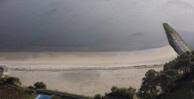 Playa Quenxo en Rianxo