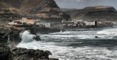 Playa Quintanilla en Arucas