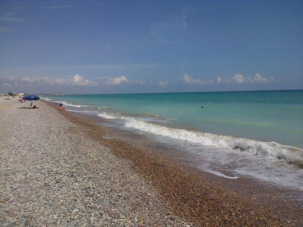 Playa Racó de Mar en Canet d'En Berenguer