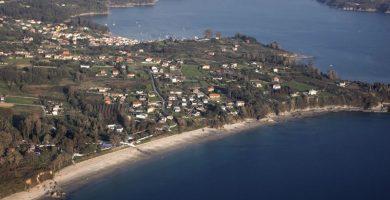 Playa Raso en Ares