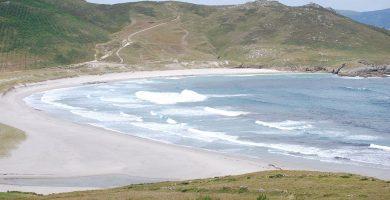 Playa Razo en Carballo