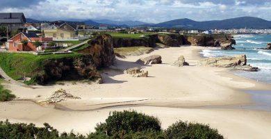 Playa Remior en Barreiros