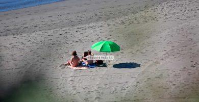 Playa Requexinos en Castrillón