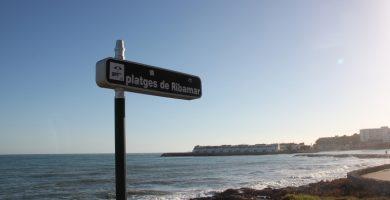 Playa Ribamar en Alcalà de Xivert