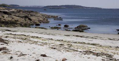 Playa Ribeira Grande en Ribeira
