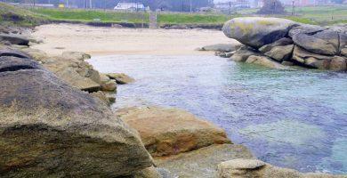 Playa Ril en Burela