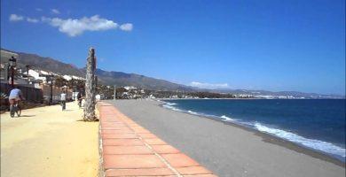 Playa Río Verde en Marbella