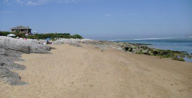 Playa Robayera en Miengo