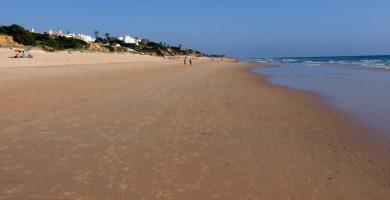 Playa Roche en Conil de la Frontera