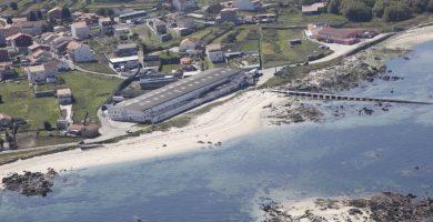 Playa Rons en O Grove
