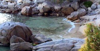 Playa Roques Planes en Calonge