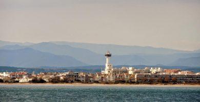 Playa Ros en Cadaqués