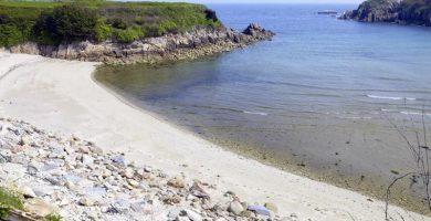 Playa Rueta en Cervo