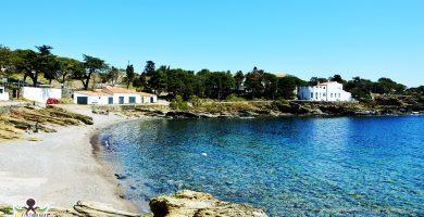 Playa Sa Conca en Castell-Platja d'Aro