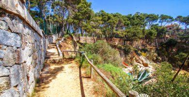 Playa Sa Cova en Valldemossa