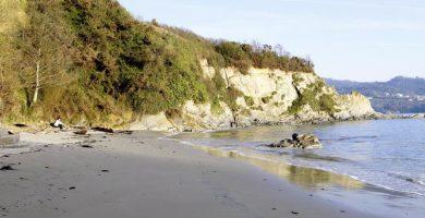 Playa Sabadelle en Ares