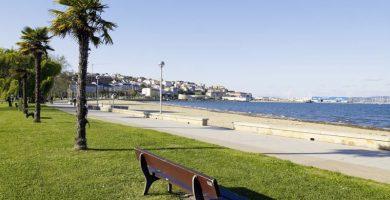 Playa Sada en Sada