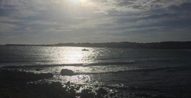 Playa Salpatx en L'Escala