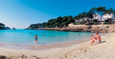 Playa S'Alqueria Petita en Cadaqués