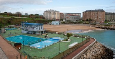 Playa San Amaro en Ceuta