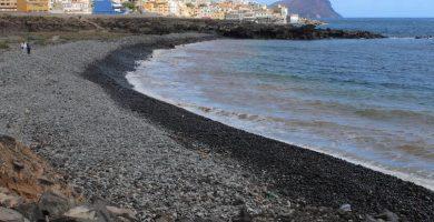Playa San Blas en San Miguel de Abona