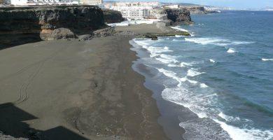Playa San Borondón en Telde