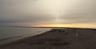 Playa San Bruno en Ayamonte