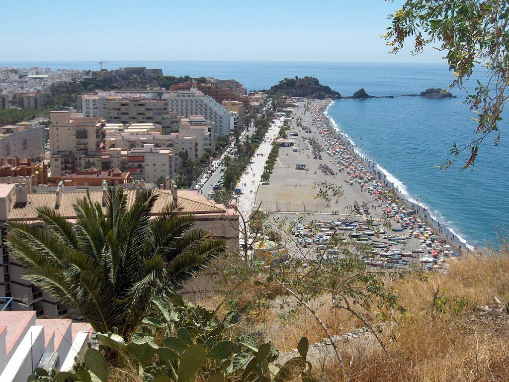 Playa San Cristóbal en Las Palmas de Gran Canaria