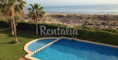 Playa San Fernando en Oliva