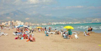 Playa San Juan en Teguise