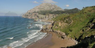 Playa San Julián en Liendo